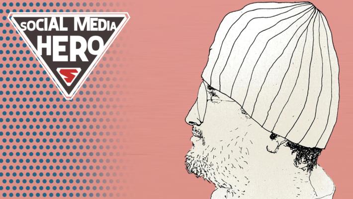 Sotsiaalmeedia kangelane George Zhordania