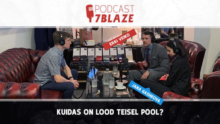 7Blaze podcast 47