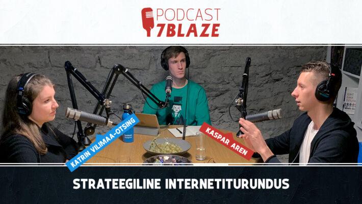 Strateegiline internetiturundus - Katrin Vilimaa-Otsing ja Kaspar Aren