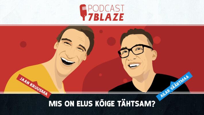 Podcast-Mis on elus kõige tähtsam